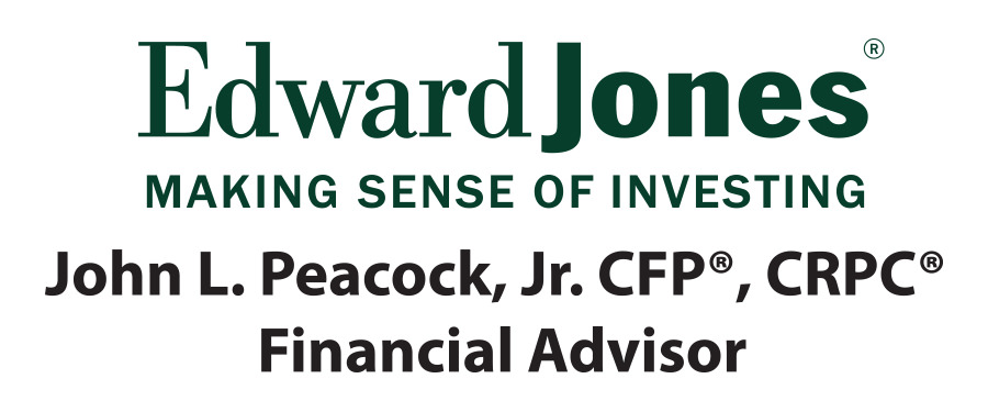 Edward Jones - John Peacock