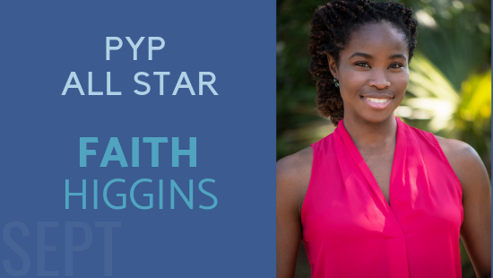 All Star: Faith Higgins