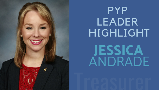 Leader Highlight: Jessica Andrade