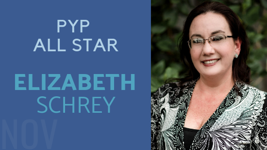 All Star: Elizabeth Schrey