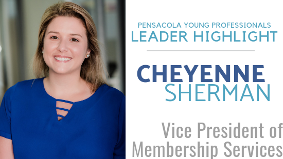 Leader of the Quarter: Cheyenne Sherman