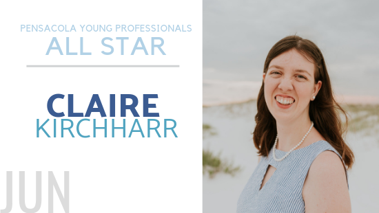 All-Star: Claire Kirchharr