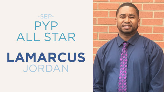 All Star: LaMarcus Jordan