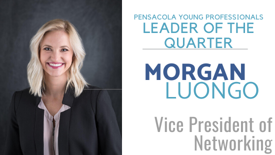 Leader of the Quarter: Morgan Luongo