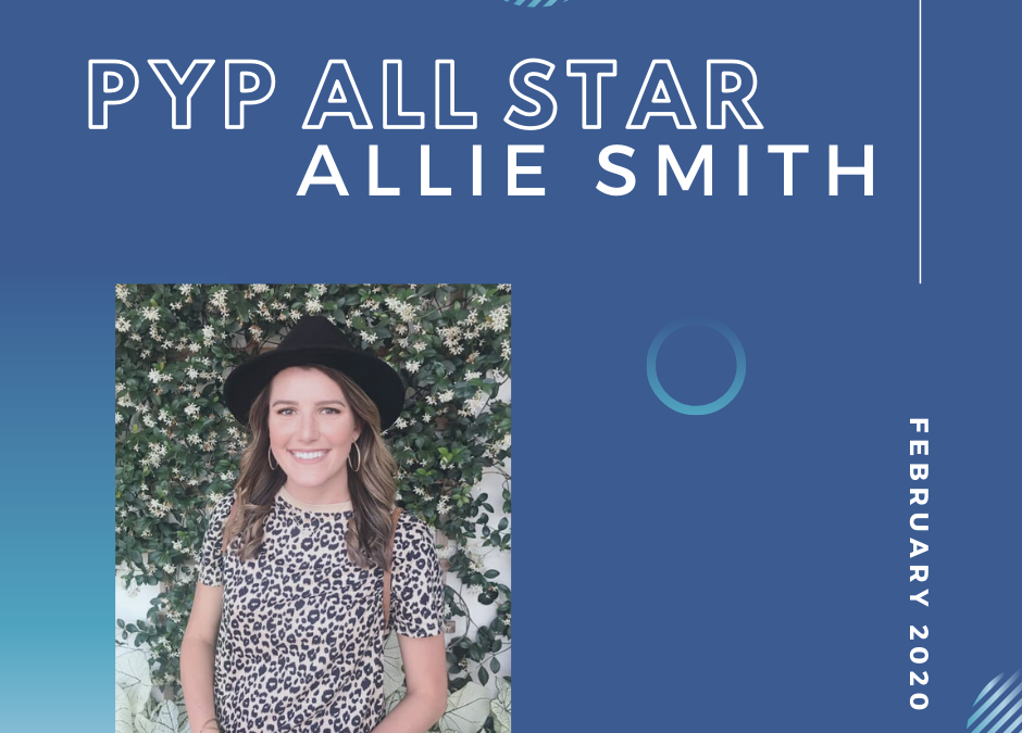 February All Star: Allie Smith