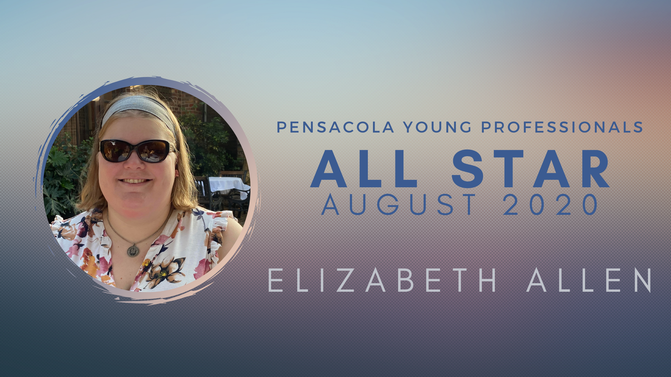 August All Star: Elizabeth Allen