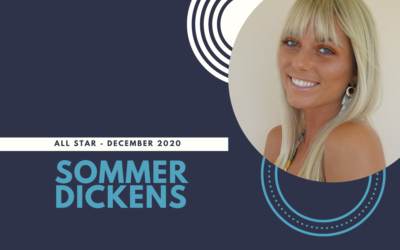 December All Star: Somer Dickens