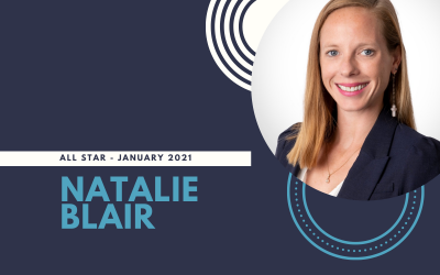 January All Star: Natalie Blair